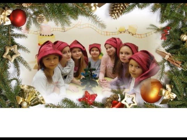 Детский ансамбль Гномы - Новогодняя песня