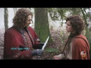 Once Upon A Time 6x13 Rumple Gives Dagger to Baelfire Season 6 Episode 13