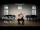 Bagatelle No. 4 by William Walton, performed by Stephanie Jones
