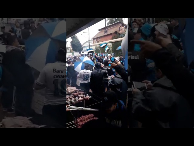 DESPACITO TRICOLOR - Chapecoense 3x6 Gremio