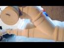 Монтаж водопровода и отопления TECE в квартире 140 м2. г. Москва Ул. Новоалексеевская...