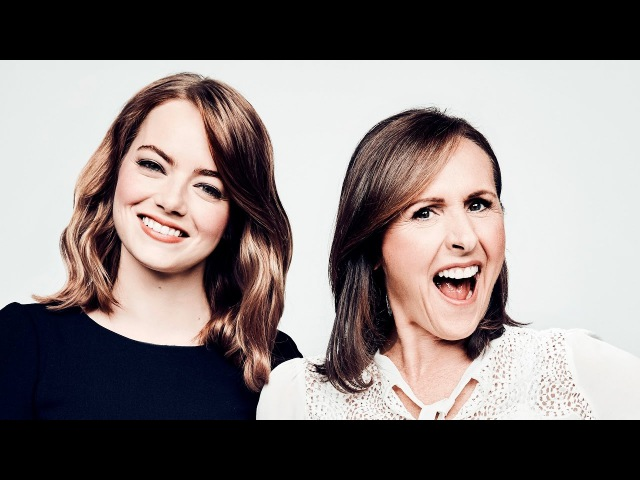 Emma Stone Molly Shannon - Actors on Actors - Full Conversation » Freewka.com - Смотреть онлайн в хорощем качестве