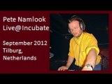 Pete Namlook Live @ INCUBATE Tilburg Netherlands 2012