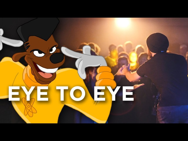 EYE TO EYE - Disney's Goofy Movie (Rock / Pop Punk cover) - Jonathan Young Caleb Hyles