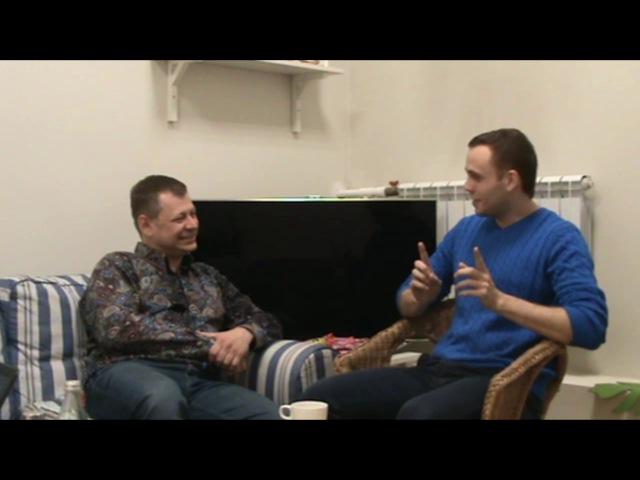 Матис Денис, интервью о тренинге Виктора Маркелова г. Баранул