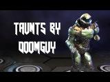 DOOM Taunts Performed by DoomGuy
