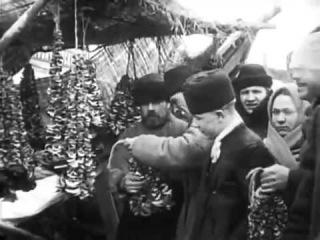 Кинохроника. Москва 1908 год. (Российская империя)