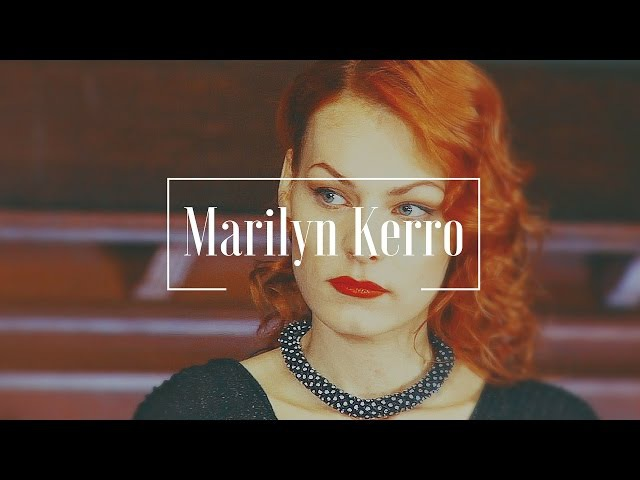 Marilyn Kerro   Мэрилин Керро   Could