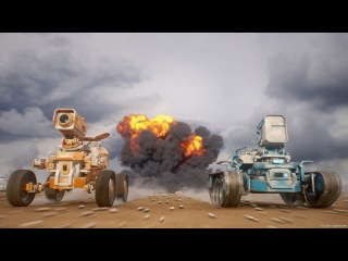 Planet Unknown - Animation Short Film
