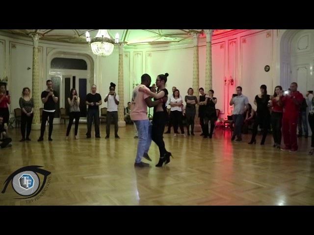 LIoyd Juneline URBAN KIZOMBA DANCE @PAW-KarneBÁL