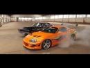 Toyota Supra & Dodge Charger
