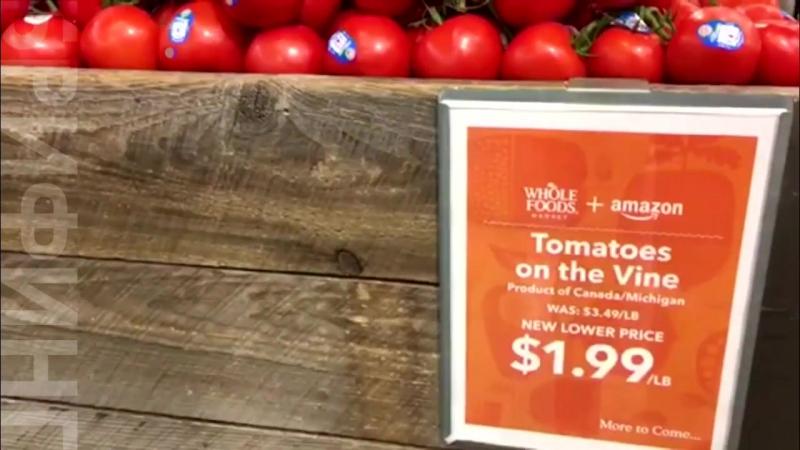 Революция на американском рынке еды