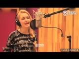 Украинская девушка на гуандунском диалекте исполнила песню сянганской рок-группы BEYOND