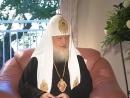 РПЦешный уебок, жыдо-масон, педофил-педераст Гундяев разсуждает о кореных народах РУСи