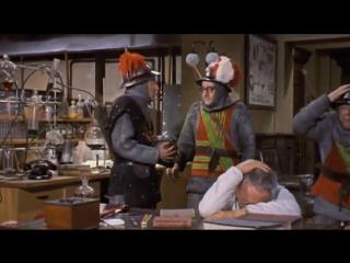 ◄The Mouse That Roared(1959)Рёв мыши*реж.Джек Арнольд