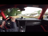 Driving up the Goodwood hill - Walter Rohrl and the 911 GT2 RS (Onboard footage)