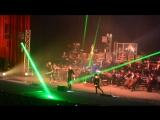 Глеб Самойлов (Агата Кристи) &amp The Matrixx з симфончним оркестром -  В такси ( Кив - Жовтневий Палац ) 28.04.2017.