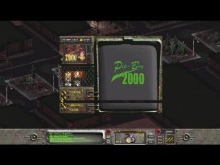 Fallout 2 ► Прохождение, 23 - Скорпион-шахматист и гуль-развратник