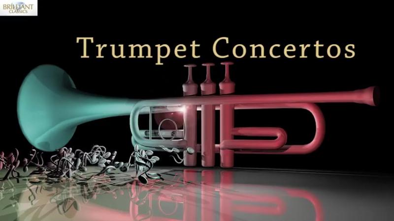 Telemann Trumpet Concertos Vol.1
