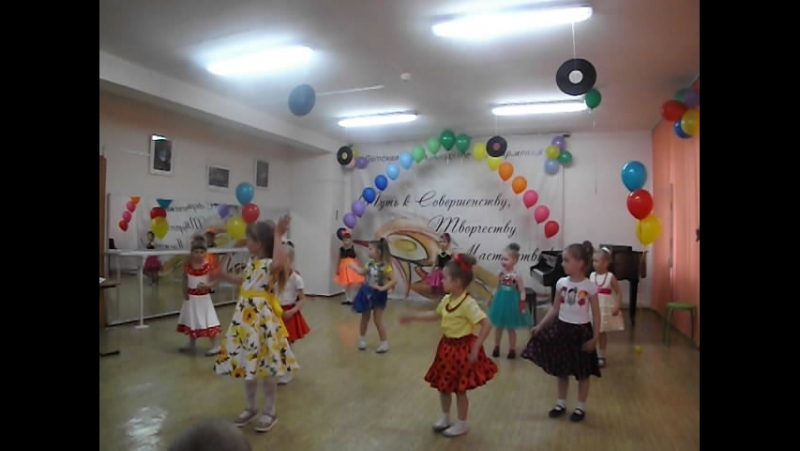 Выпускной на подг отд в стиле Стиляги танец Буги Вуги май 2016г рук ль Власова А Ю