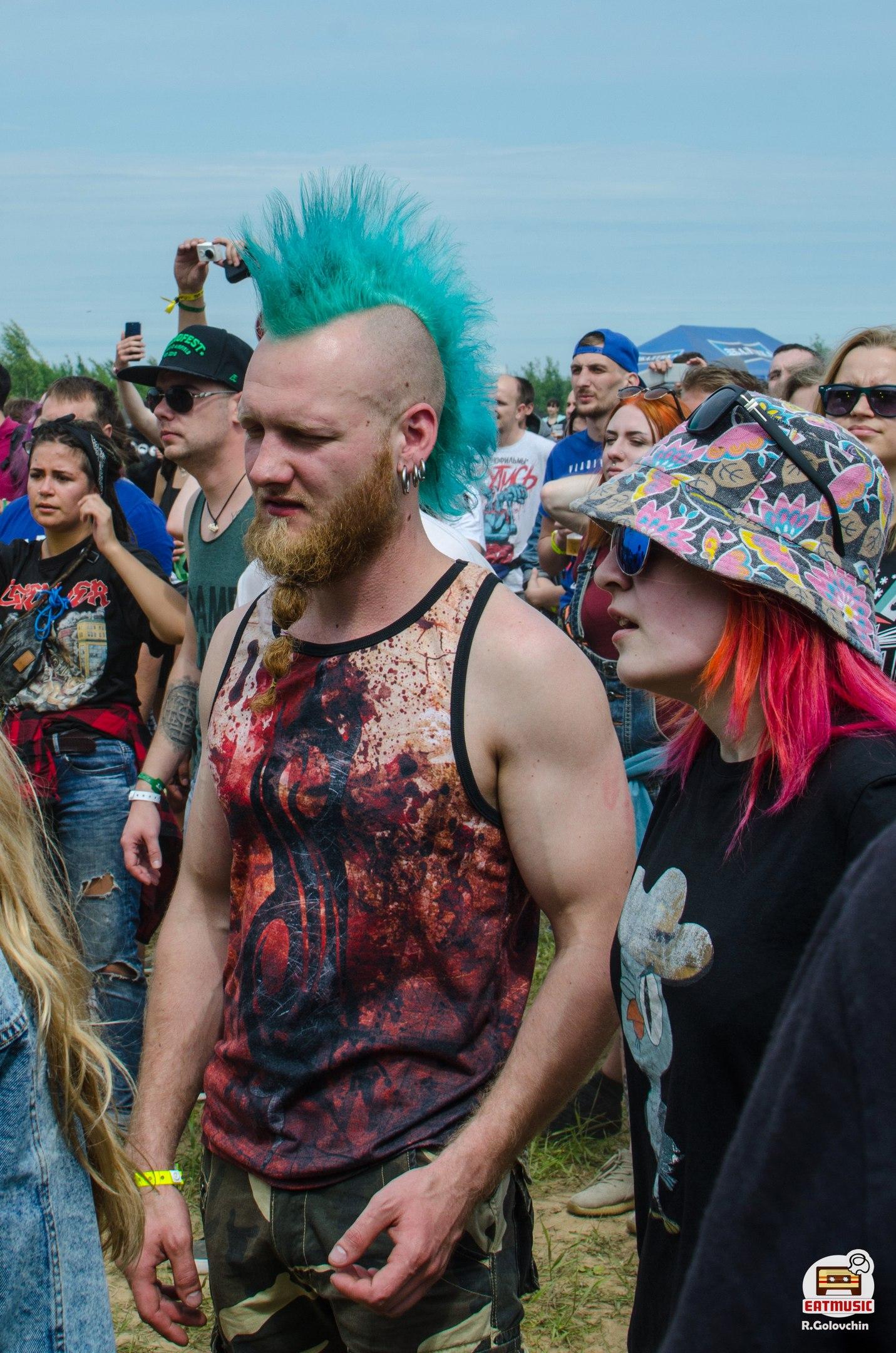 Фестиваль Доброфест-2017: репортаж в флешбэках, эмоциях и фото (Часть I) Фотограф Роман Головчин