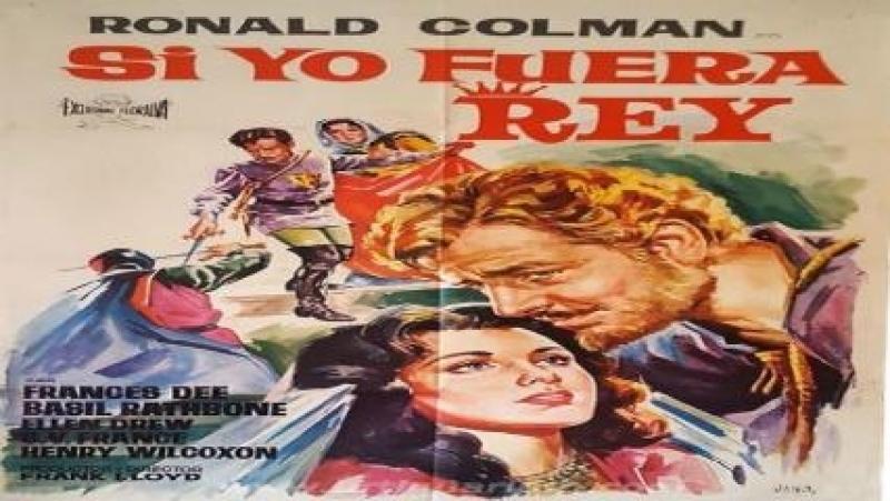 Si yo fuera Rey.- (1938) VOSE
