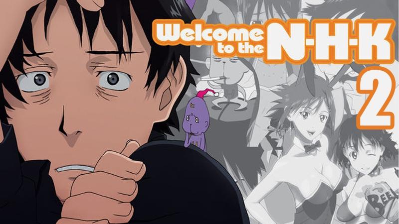 Добро пожаловать в NHK Серия: 2/Welcome to the N.H.K ep.2