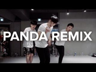 1Million Dance Studio Panda - Desiigner (Thugli Remix) - Kasper Choreography