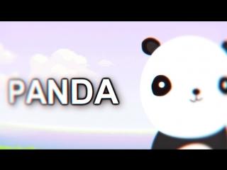 Intro Panda 2D by_ me