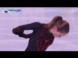 Юлия Липницкая - произвольная программа Юрия Плисецкого (B-Minor Allegro Appasionato)
