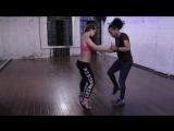 Bachata, Wilkin Olivero &amp Мария Лунева, Derziritm dance school