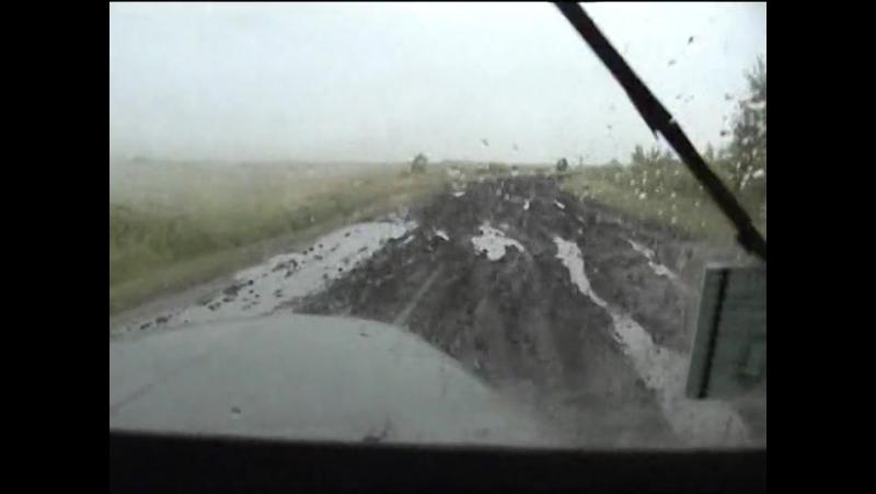 02.Озеро Беляниха 2009. День 1-й