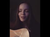 Елена Темникова - Импульсы (Такое нежное исполнение от талантливой девушки)