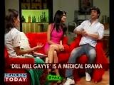 На диване с Коэл (Дженнифер Вингет и Каран Вахи)