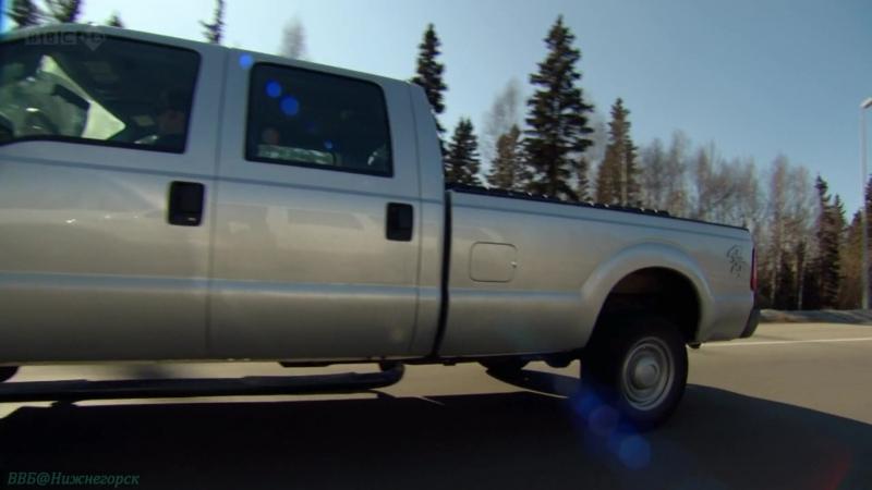 BBC «Самые опасные дороги мира: Аляска» (Познавательный, путешествие, исследования, 2011)