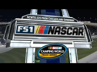 2017 NASCAR Camping World Truck Series - Round 16 - Chicagoland 225