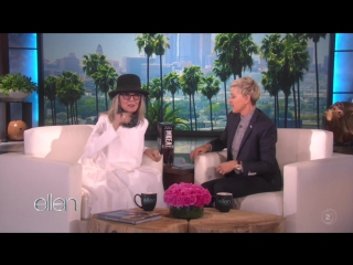 The Ellen DeGeneres Show Full Episode Season 14 2016.11.14. Diane Keaton, 17-Year-Old 1st Male CoverGirl, and David Blaine