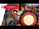 Transformers: Robots in Disguise — Season 1 Episode 20 «The Trouble with Fixit» 720p Full HD