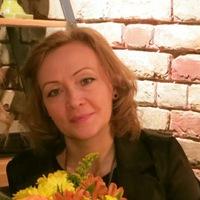 Анкета Ирина Луговская