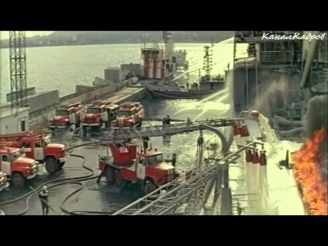 ЗиЛ-130, ЗиЛ-131, ПАЗ-672М, пожарные из к/ф