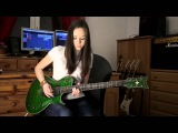 BLACK SABBATH - Paranoid Solo cover video by Stringsgirl