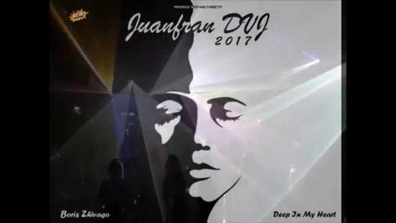 JUANFRAN DVJ, NUEVO COMPACTO ITALO DISCO DE J DVJ 2017 BORIS ZHIVAGO Deep In My Heart