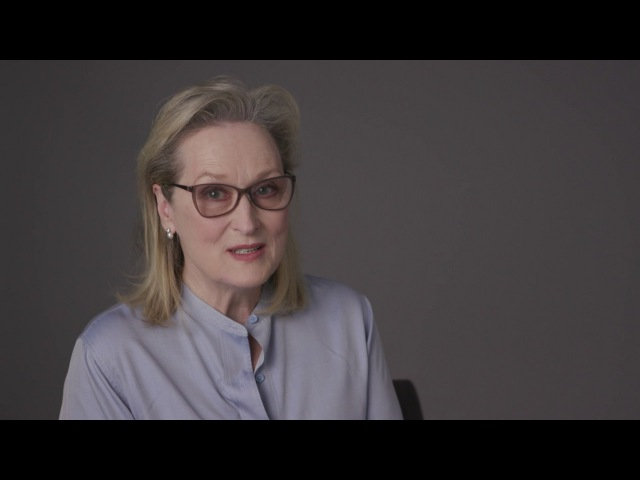 Meryl Streep for the Anne Frank Center for Mutual Respect on the 70th anniversary of Anne's diary