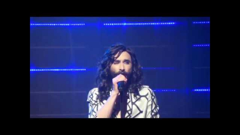 The Truth - Conchita Wurst - Stadthalle Ybbs - 31.03.2017