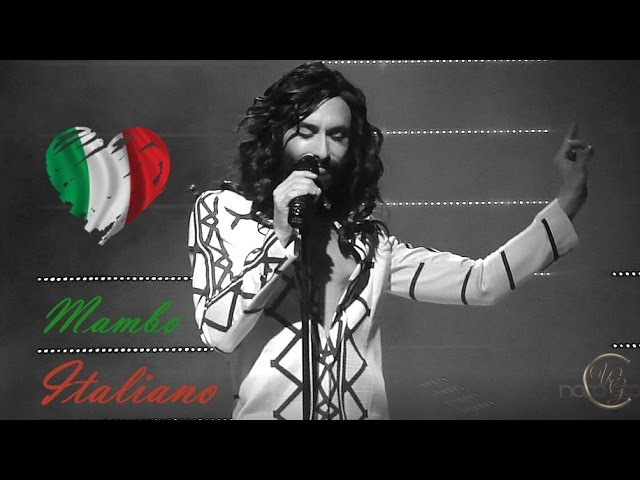 Mambo Italiano - Conchita Wurst - Stadthalle Ybbs - 31.03.2017