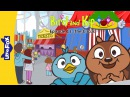 Kids' English | Bird and Kip 13: The Circus | Level 2 | By Little Fox