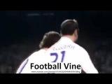 Football Vine Гол молодого Рамоса на последних минутах Барселоне !