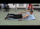 Гиперэкстензия лежа на полу Техника гиперэкстензии работающие мышцы возможные ошибки