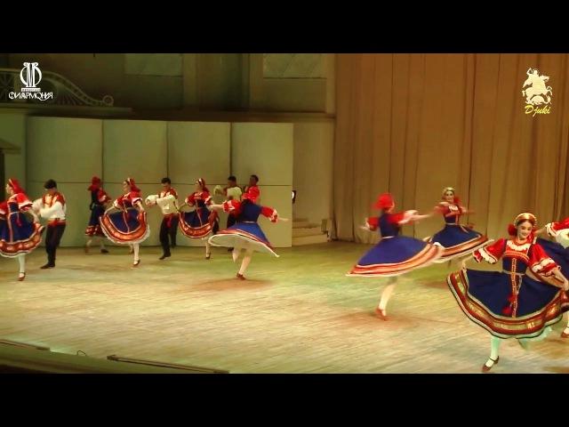 KALINKA Gaskarov State Folk Dance Ensemble 2017