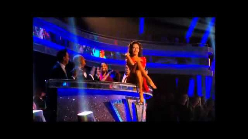 Caro Emerald sings That Man live On Strictly Come Dancing